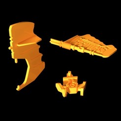 wr00.JPG Télécharger fichier STL PARTIES DE RAIDERS DU VENT (MOTU HE-MAN) • Objet pour imprimante 3D, ameroni