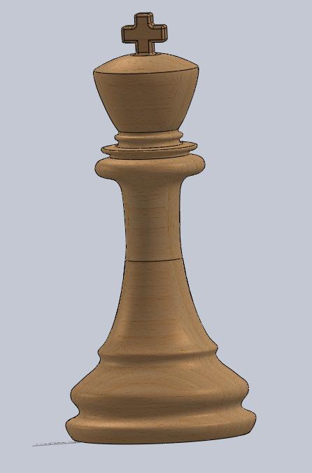 rey.PNG Télécharger fichier STL gratuit échecs complets • Plan pour imprimante 3D, montenegromateo111