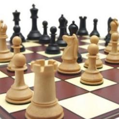 Télécharger fichier imprimante 3D gratuit échecs complets, montenegromateo111