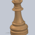 reina.PNG Télécharger fichier STL gratuit échecs complets • Plan pour imprimante 3D, montenegromateo111
