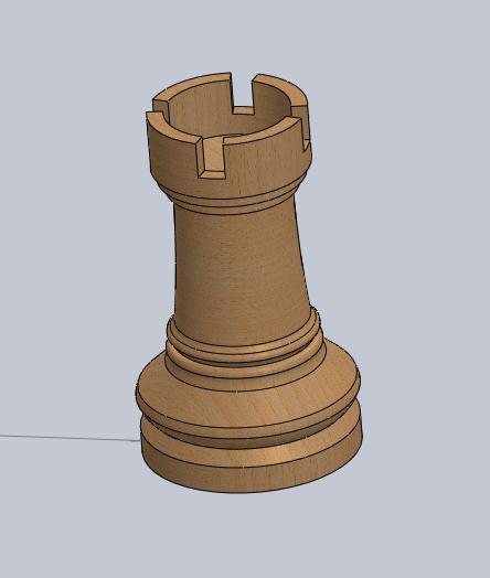 torre.PNG Télécharger fichier STL gratuit échecs complets • Plan pour imprimante 3D, montenegromateo111