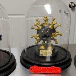 Download free STL file CoviDisNeuf • 3D printing design, papabear