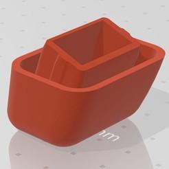 2020-08-21_15-12-14.jpg Télécharger fichier STL roof bar cap • Objet à imprimer en 3D, Madflip29