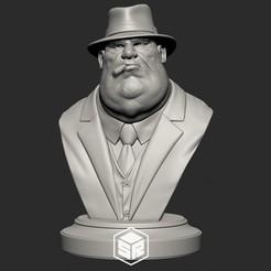 Download 3D printing designs Mafia Boss Variation A, _SR_Models