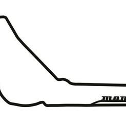 1 v1.jpg Download STL file Monza Race Track • 3D printer model, NothingAtAll