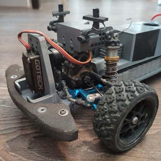 121015870_2097955653671685_8161867071849751834_n.jpg Download STL file TAMIYA XV-01 RC RALLY CAR KIT model 2021 • 3D printing model, rctruckrallymodels