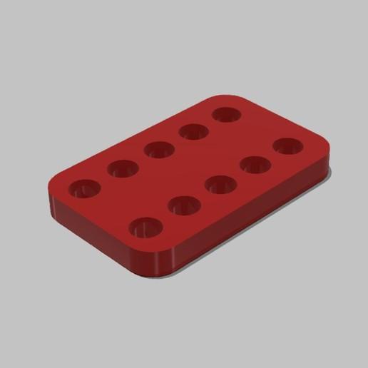 PRODLOUZENI SERVA TAMIYA XV-01.jpg Download STL file TAMIYA XV-01 RC RALLY CAR KIT model 2021 • 3D printing model, rctruckrallymodels