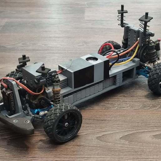 121020594_682014072744488_2743033988995989843_n.jpg Download STL file TAMIYA XV-01 RC RALLY CAR KIT model 2021 • 3D printing model, rctruckrallymodels