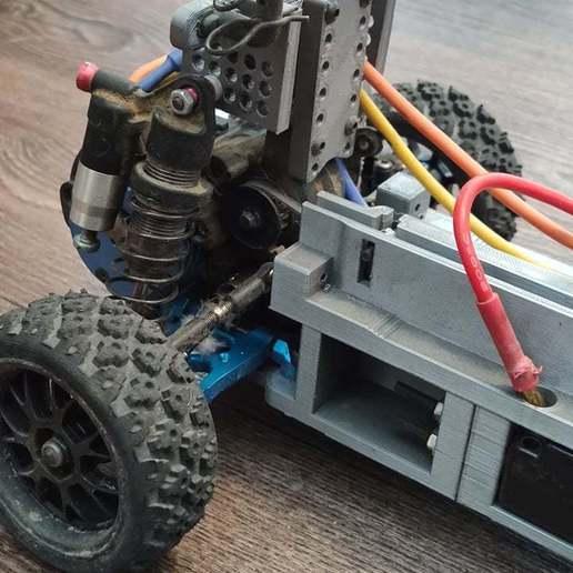 121025461_634410320567096_1745845367481654943_n.jpg Download STL file TAMIYA XV-01 RC RALLY CAR KIT model 2021 • 3D printing model, rctruckrallymodels