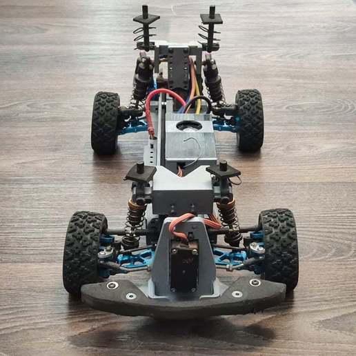 121019647_4498560753547555_8968340154245565552_n.jpg Download STL file TAMIYA XV-01 RC RALLY CAR KIT model 2021 • 3D printing model, rctruckrallymodels