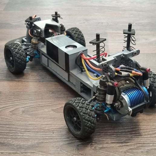 121016656_338538860756208_4196883170539934286_n.jpg Download STL file TAMIYA XV-01 RC RALLY CAR KIT model 2021 • 3D printing model, rctruckrallymodels