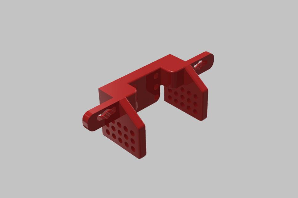 ZADNI PAROHY TAMIYA XV-01 RC RALLY 02.jpg Download STL file TAMIYA XV-01 RC RALLY CAR KIT model 2021 • 3D printing model, rctruckrallymodels