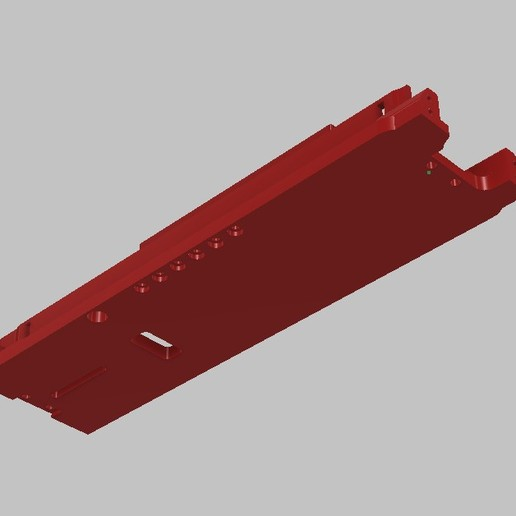 HORNI PLATO TAMIYA XV-01 RC RALLY CAR.jpg Download STL file TAMIYA XV-01 RC RALLY CAR KIT model 2021 • 3D printing model, rctruckrallymodels