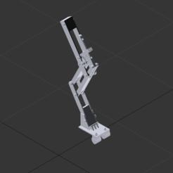 Download 3D printer model ToyRunner Robot, mikeypatchanian