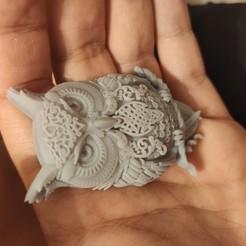 Download free 3D printing files Owl, ZachariahSP