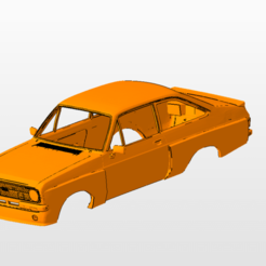 xpack.png Download STL file ford escort mk2 xpack BODY SHELL FOR 1:10 RC CAR STL FOR 3D PRINTING • 3D printable design, 3dmodelcars