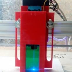 IMG_20200815_112935.jpg Download STL file 6550 adjustable laser guard and viewer  • 3D printer design, andi-68