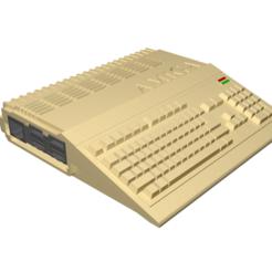 foto1_0002.png Download STL file Raspberry pi 3B AMIGA Chase • 3D printer template, lex74
