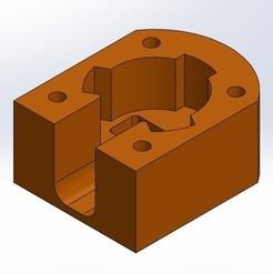 TAMP ST.jpg Download STL file Breville BES870 Tamp Station • Template to 3D print, Howe155