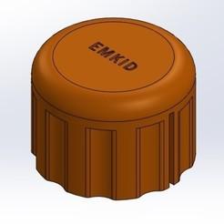 DISTRIBUTOR.jpg Download STL file Breville BES870 Distributor • 3D printer model, Howe155