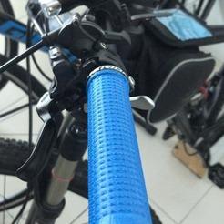 mtg_bike_grip_PTU.jpg Download STL file MTB Handle • 3D printing design, Howe155