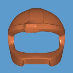 Download 3D printer model 1:1 Airwolf/Supercopter/Lobodelaire wearable helmet, metallicmooj75