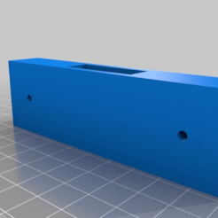 Download free 3D print files Unifi 150w Switch Hole Template, paulcdb