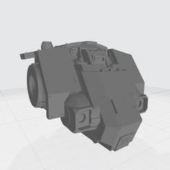 Télécharger fichier STL gratuit Mausolée automatisé à enroulement prêt pour la résine • Plan pour imprimante 3D, twilde