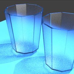 01.png Download 3DS file glass • 3D printable object, bishansagar