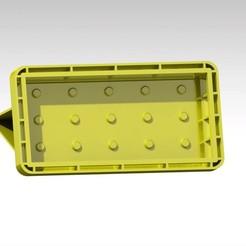 3.jpg Download STL file Focus sound phone and pencil holder • 3D printable model, FutureDesigns