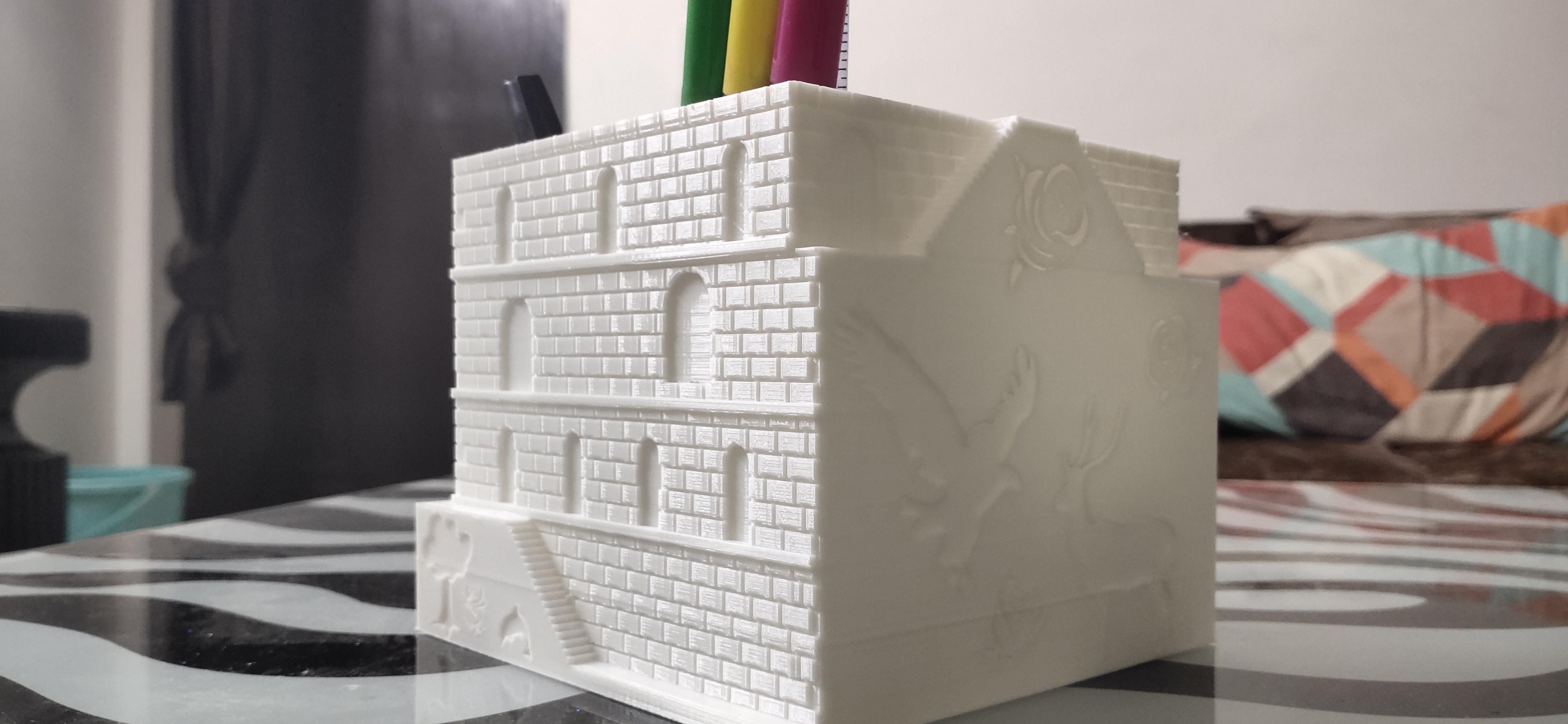 IMG_20200928_160311.jpg Download STL file Plant and desk pot • 3D printer object, FutureDesigns