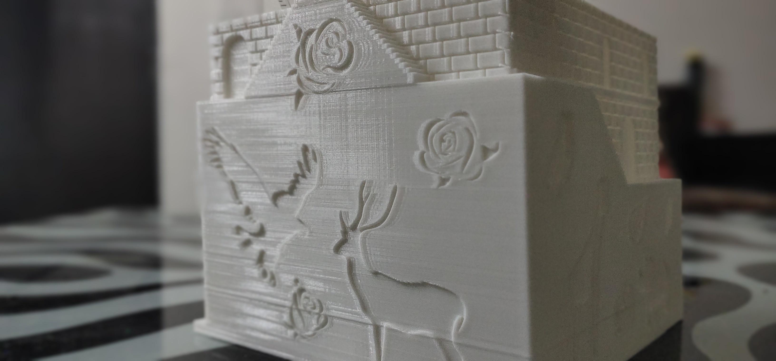 IMG_20200928_155907.jpg Download STL file Plant and desk pot • 3D printer object, FutureDesigns