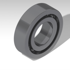 Descargar modelos 3D para imprimir Rodamiento de bolas, FutureDesigns