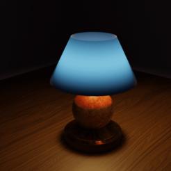 untitled.png Download STL file lamp • 3D printer design, sherzodjon_sjf