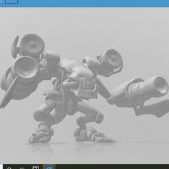 Télécharger fichier STL gratuit Cho'Gath stl peau non polygonale • Plan pour impression 3D, angel2jz