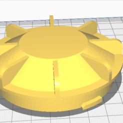 TAPA DE FARO HONDA.png Download OBJ file HONDA LIGHTHOUSE COVER cbr 600 2012 • 3D printing design, willianc20wc