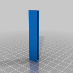 door-cover-holder-3.png Télécharger fichier STL gratuit Creality CR-6 SE Porte-couvercle de porte 2 • Modèle pour imprimante 3D, EldyFox