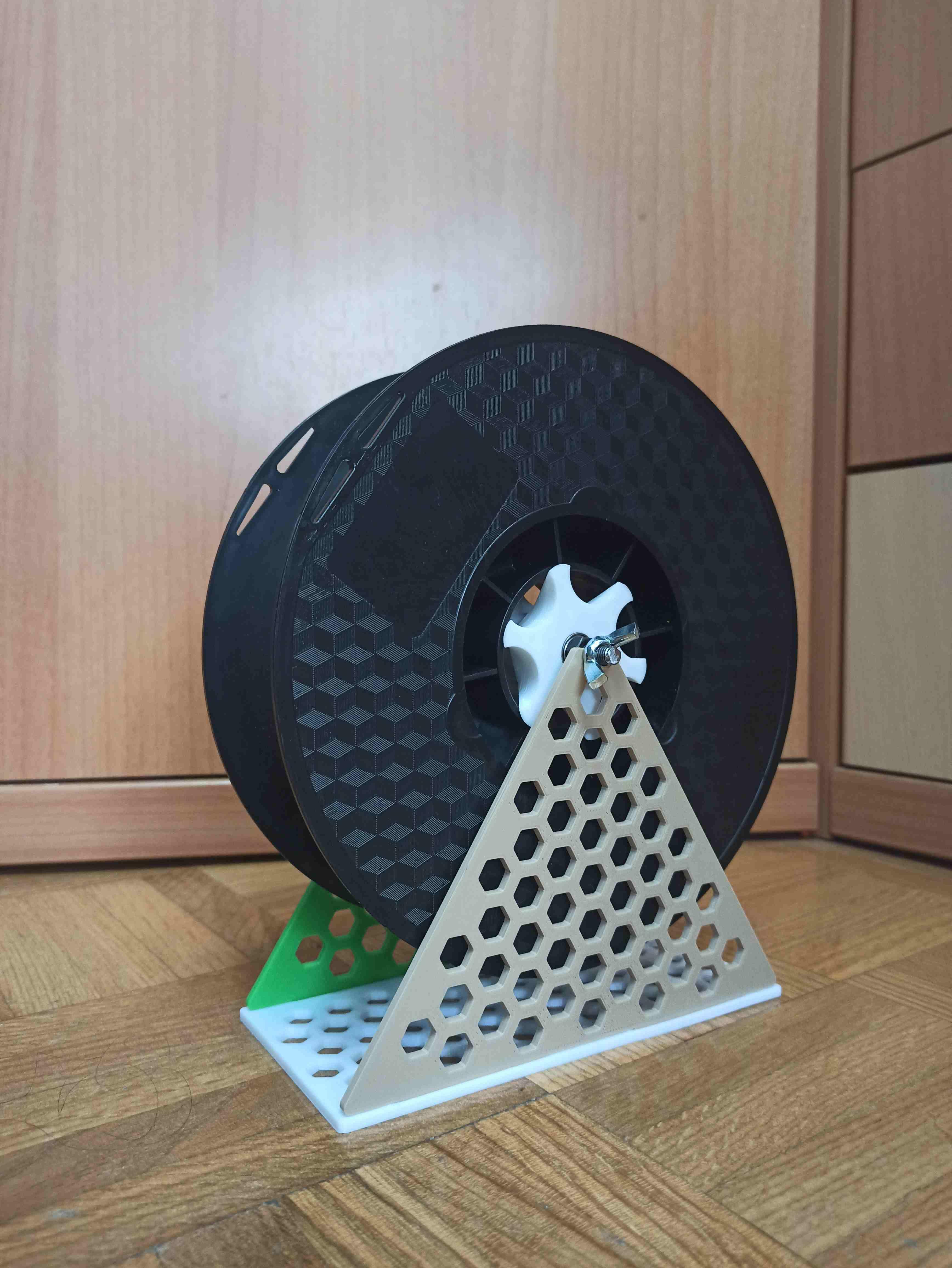 image-0-compressed.jpg Télécharger fichier STL gratuit Soporte rollos filamento / Porte-bobine • Plan à imprimer en 3D, adrihernan107