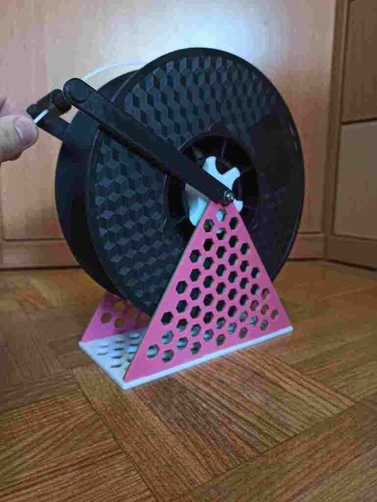 urm.jpg Télécharger fichier STL gratuit Soporte rollos filamento / Porte-bobine • Plan à imprimer en 3D, adrihernan107