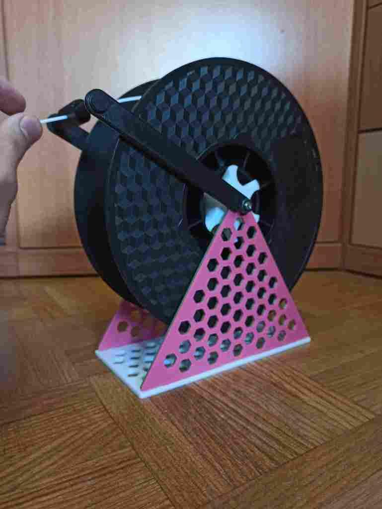 image-1-comprdgmdessed.jpg Télécharger fichier STL gratuit Soporte rollos filamento / Porte-bobine • Plan à imprimer en 3D, adrihernan107