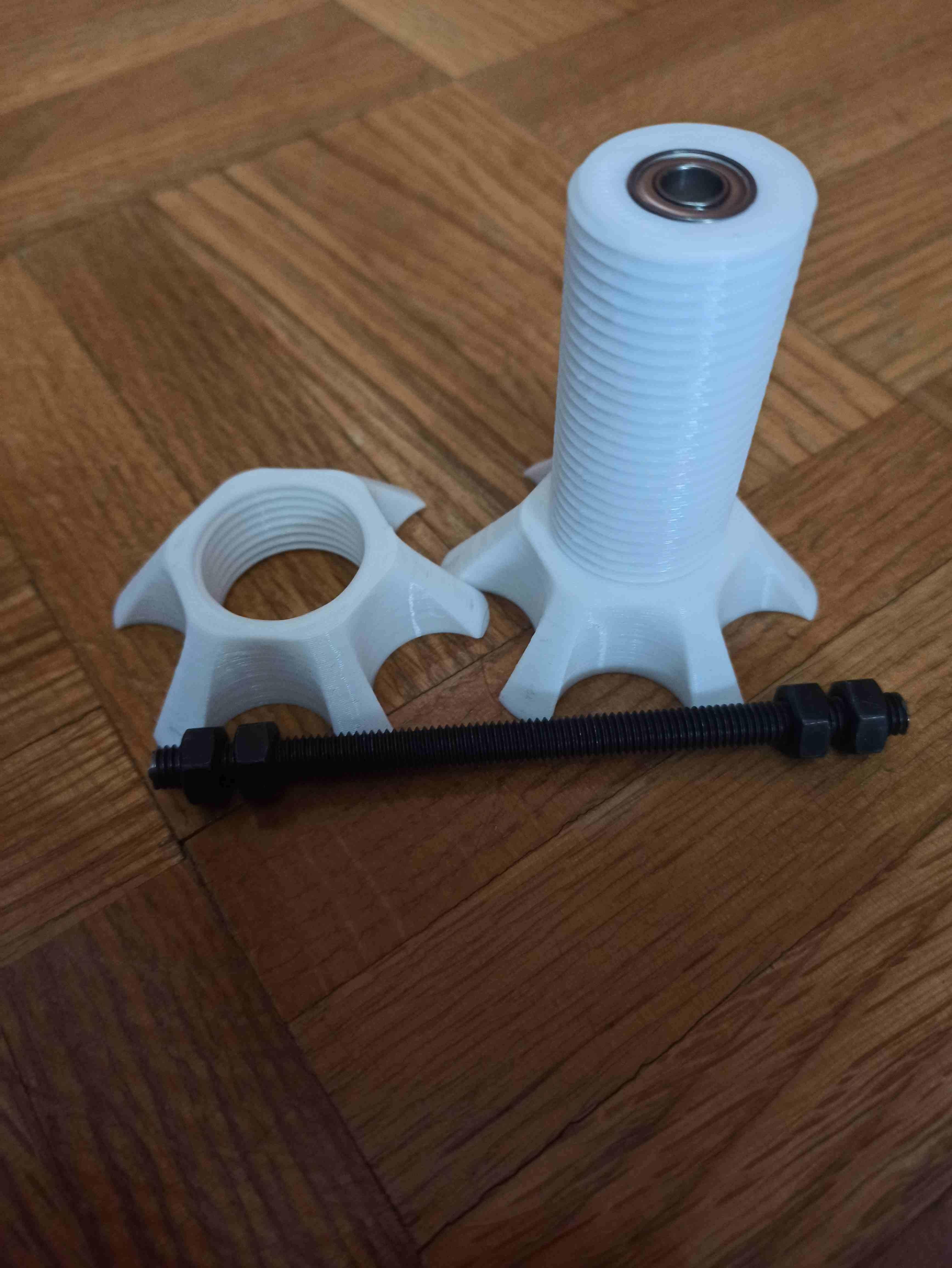 image-4-compressed.jpg Télécharger fichier STL gratuit Soporte rollos filamento / Porte-bobine • Plan à imprimer en 3D, adrihernan107