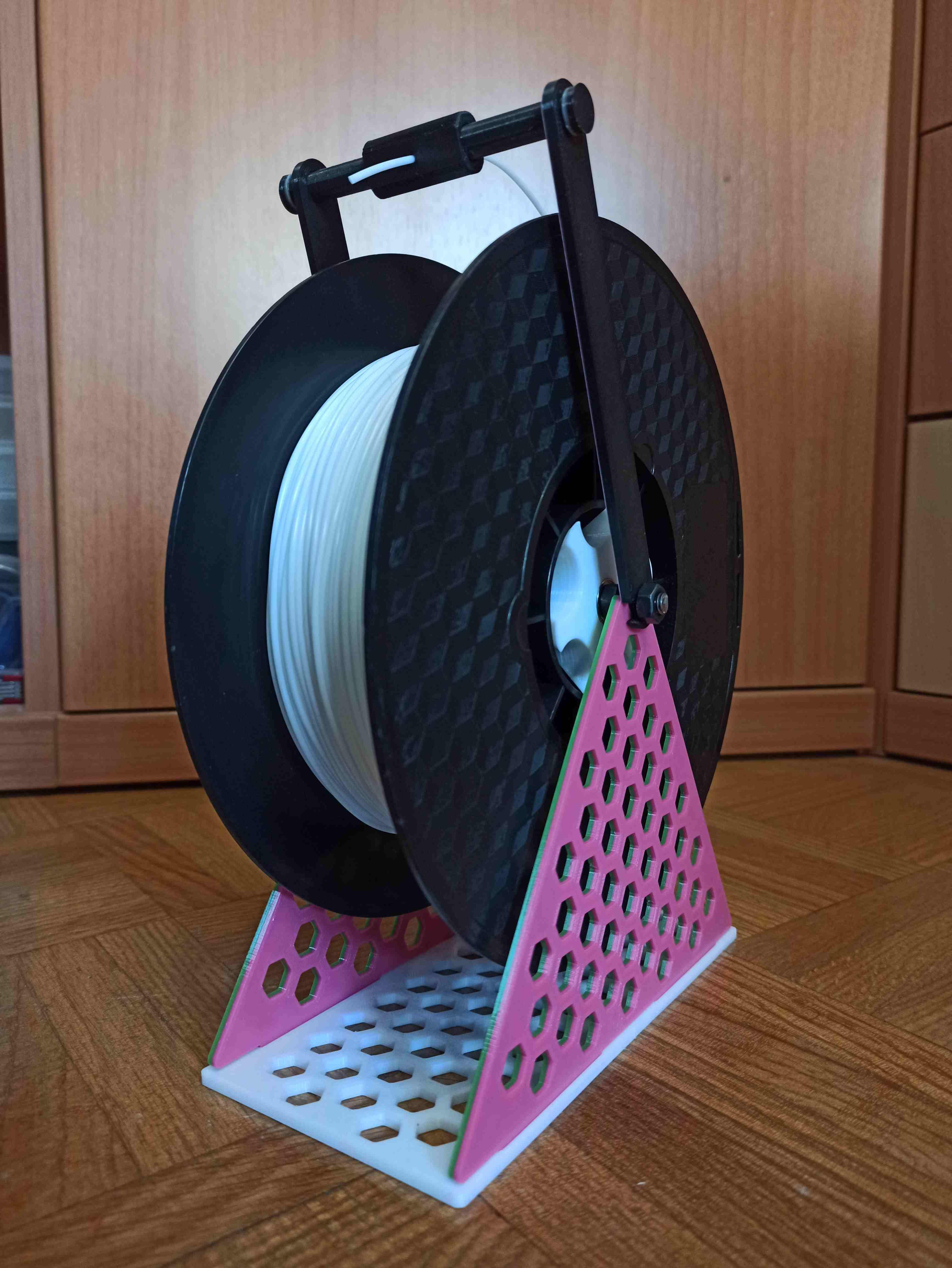 image-7-compressed.jpg Télécharger fichier STL gratuit Soporte rollos filamento / Porte-bobine • Plan à imprimer en 3D, adrihernan107