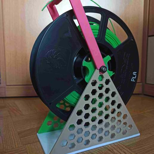 image-2-comfgjpressed.jpg Télécharger fichier STL gratuit Soporte rollos filamento / Porte-bobine • Plan à imprimer en 3D, adrihernan107
