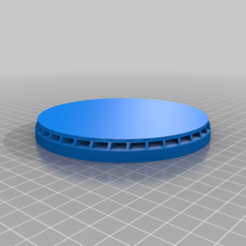 PanCake_Cover_Top_No_Logo.png Download free STL file P100 Covers • 3D printable model, mykeecee