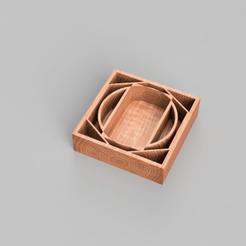 Wood.png Télécharger fichier STL gratuit Pocket Emptier - Catchall • Design pour imprimante 3D, davidedeangelis