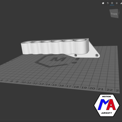 37.png Download STL file airsoft M870 cartridge holder • Object to 3D print, Motion-airsoft