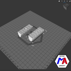 24.png Download STL file barrel rail M870 long • 3D print model, Motion-airsoft
