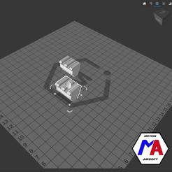 22.png Download STL file barrel rail M870 long • 3D print model, Motion-airsoft