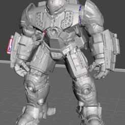 mechbuster atlas.PNG Télécharger fichier STL gratuit Atlas de Mechbuster • Modèle pour impression 3D, firefighterburns32