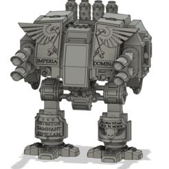 Download free STL file Dreadful Walking Sarcophagus Builder: Alpha 2 Release • 3D printable object, explosiverunes